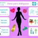 dieta para adelgazar, consejos de policlínica madrid parla sur