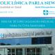 Revista Policlínica Parla News Agosto 2018, revista salud y medicina
