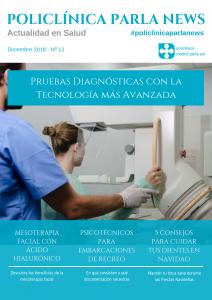 diciembre 2018 portada revista salud