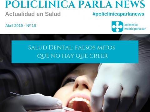 Portada revista salud y medicina abril 2019
